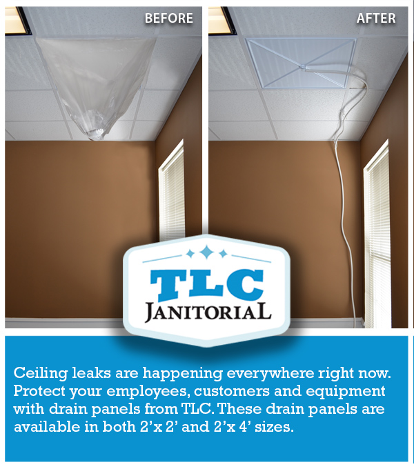 Office Water Damage?  We Can Help! Call before April 15th for this special offer