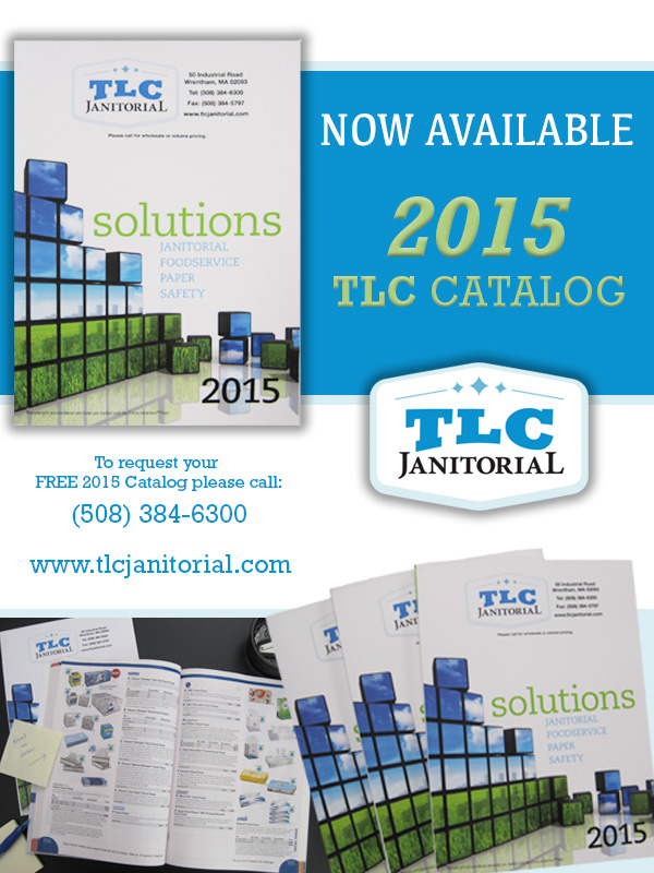 2015 TLC Janitorial Supply Catalog
